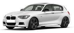 BMW 1 鍵開け作業